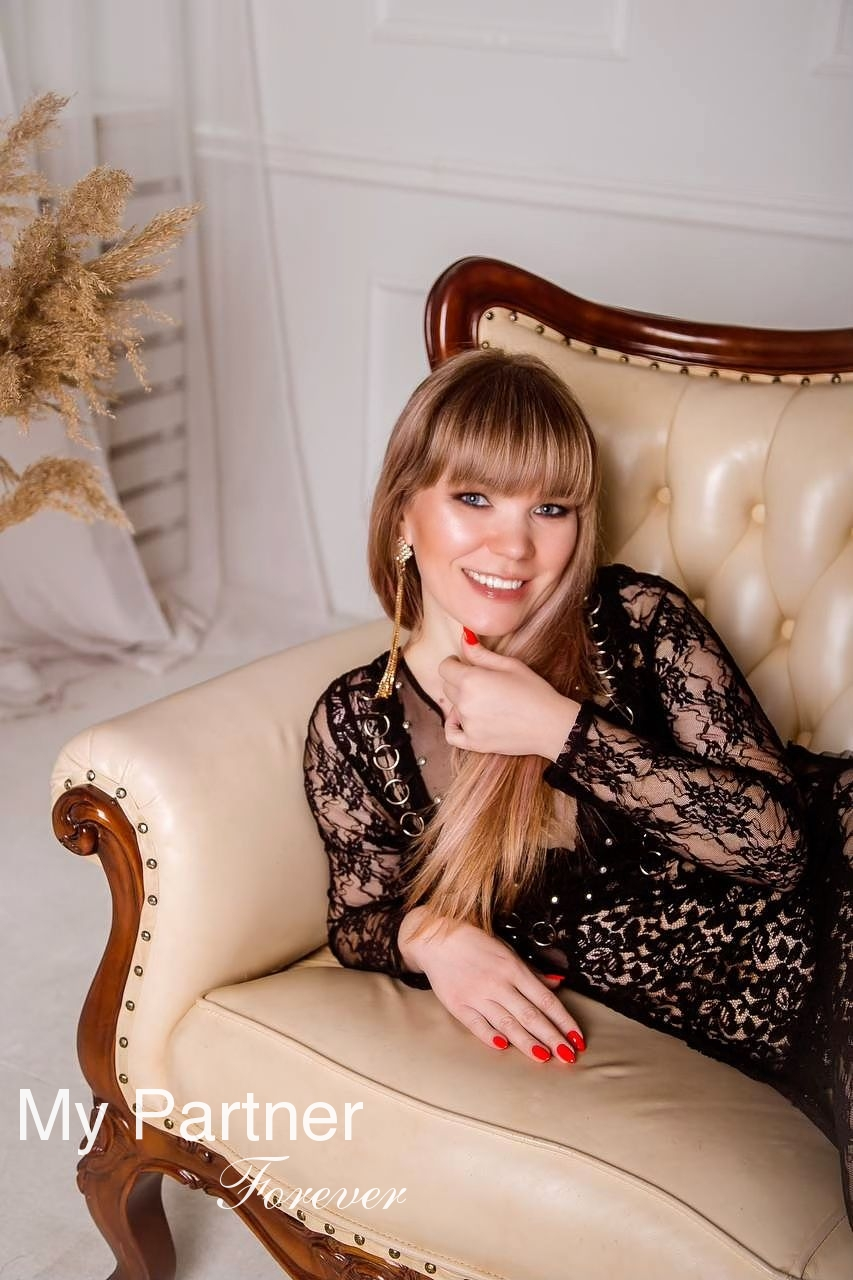Datingsite to Meet Oksana from Vinnitsa, Ukraine