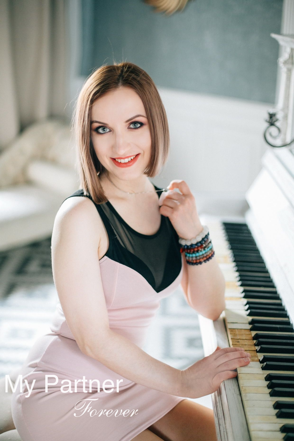 Datingsite to Meet Single Belarusian Girl Alina from Grodno, Belarus