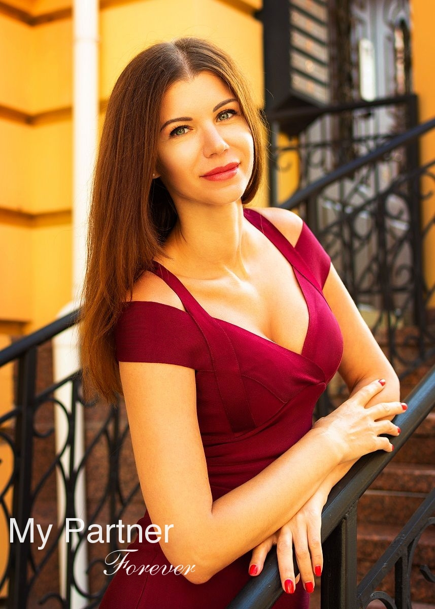 Gorgeous Ukrainian Lady Olga from Kiev, Ukraine