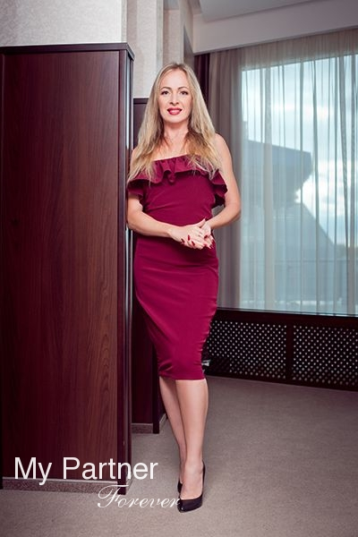 Marriage Agency Service to Meet Olga from Zaporozhye, Ukraine