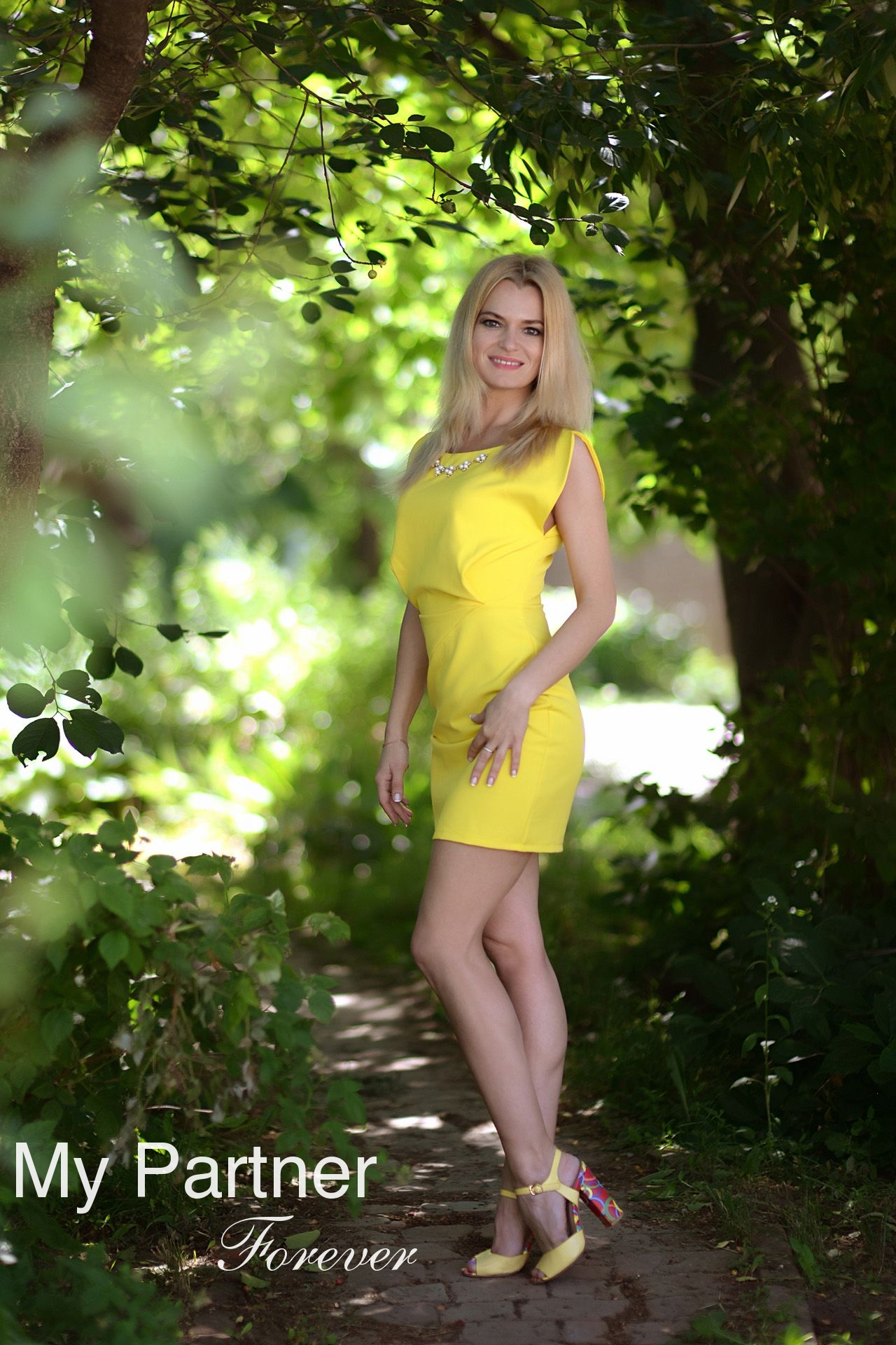 Matchmaking Service to Meet Marina from Kharkov, Ukraine