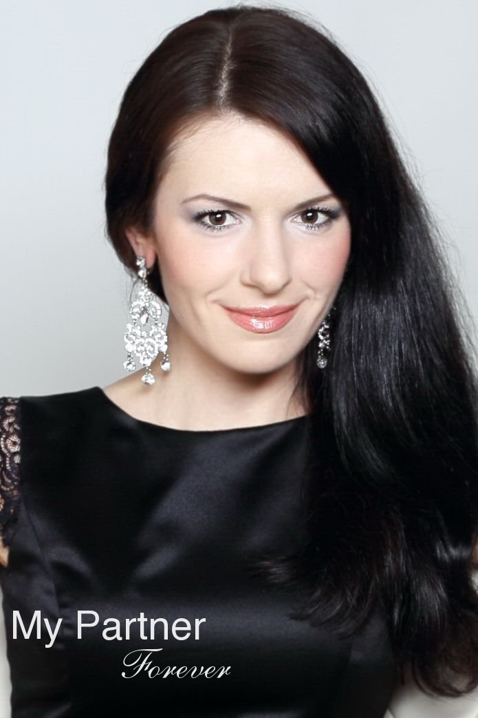 Matchmaking Service to Meet Olga from Grodno, Belarus