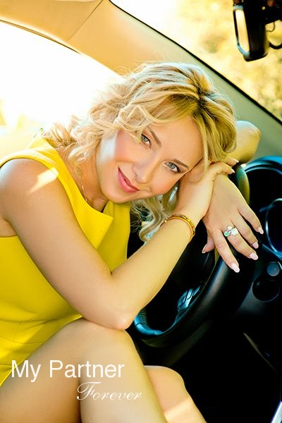 Meet Pretty Ukrainian Girl Yuliya from Zaporozhye, Ukraine
