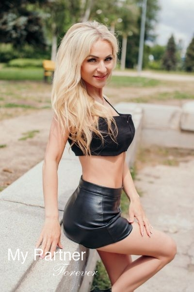 Meet Single Ukrainian Woman Marianna from Zaporozhye, Ukraine