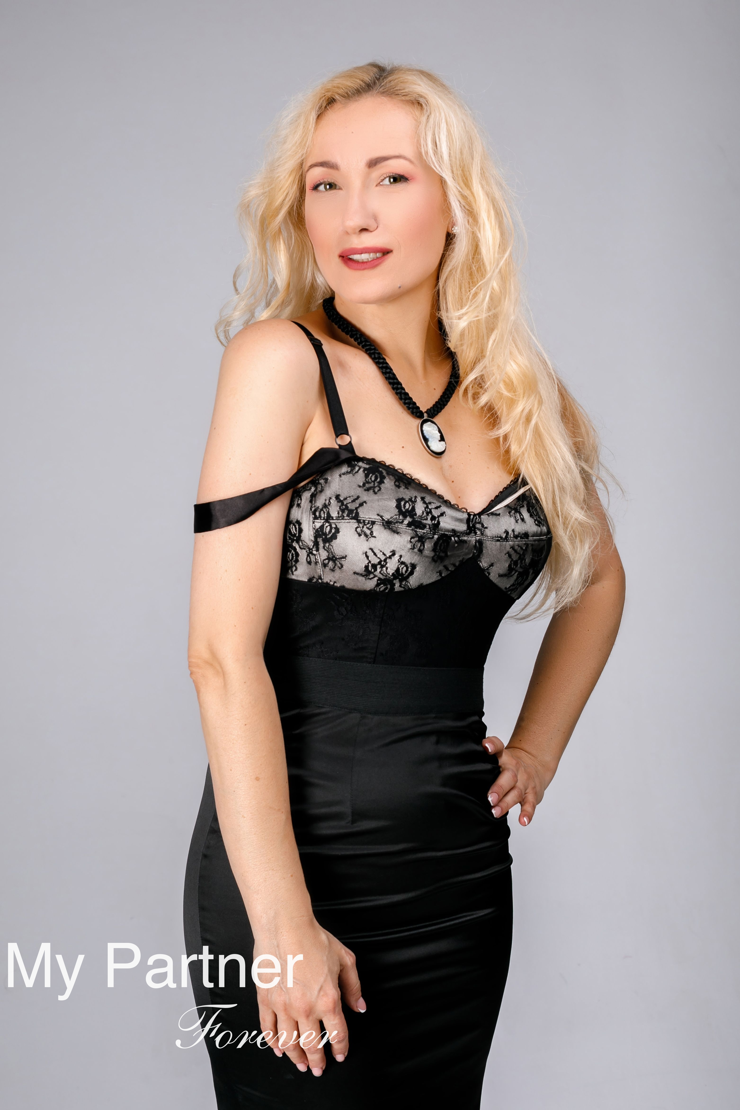 Online Dating with Beautiful Belarusian Girl Marina from Minsk, Belarus