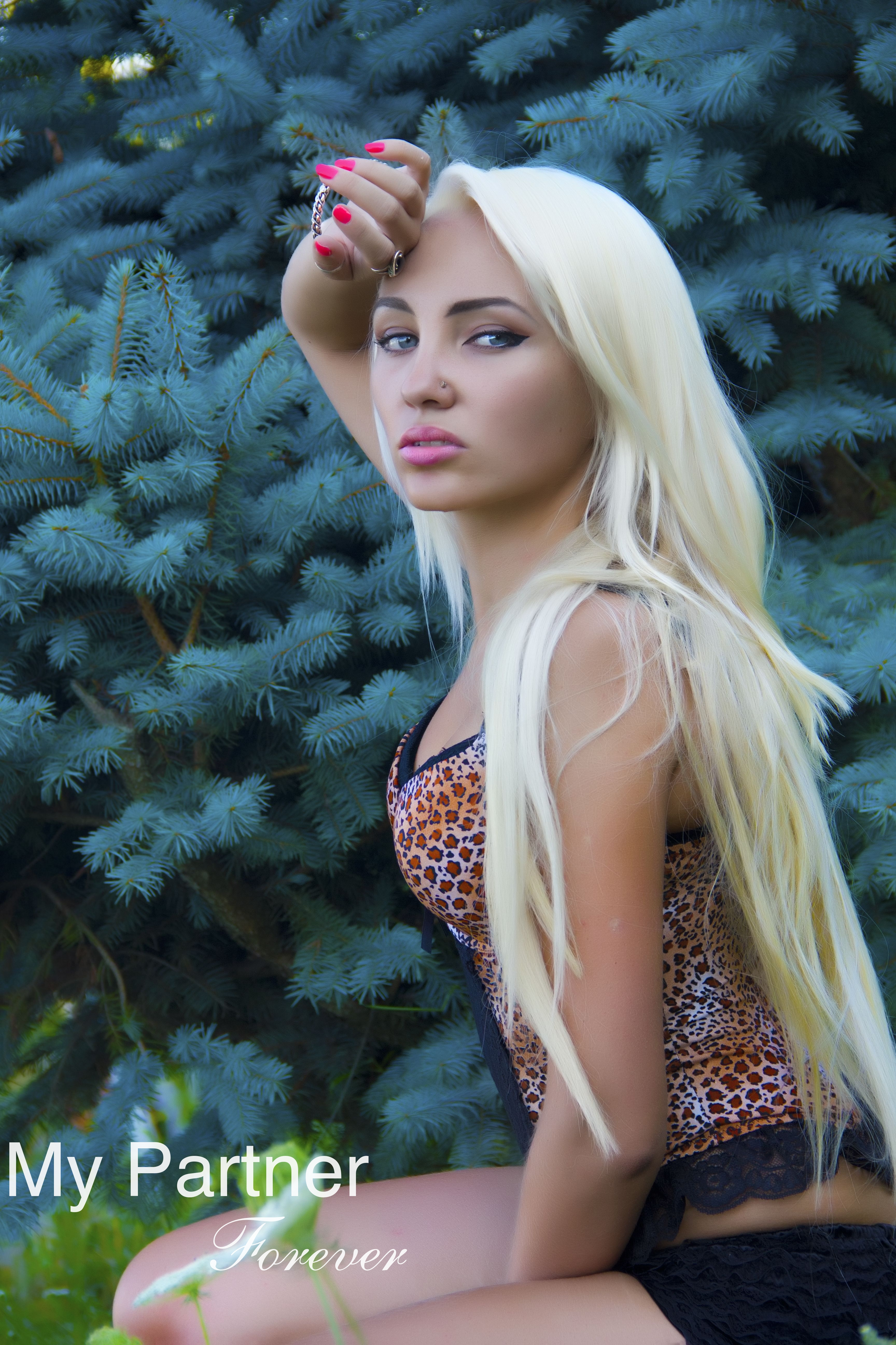 Online Dating with Beautiful Ukrainian Girl Aleksandra from Vinnitsa, Ukraine