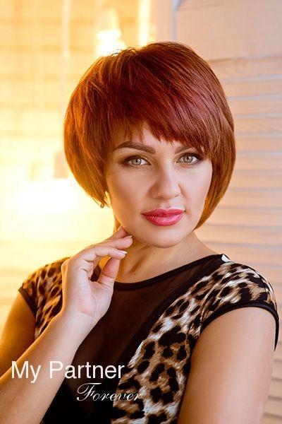 Online Dating with Charming Ukrainian Woman Ekaterina from Zaporozhye,  Ukraine