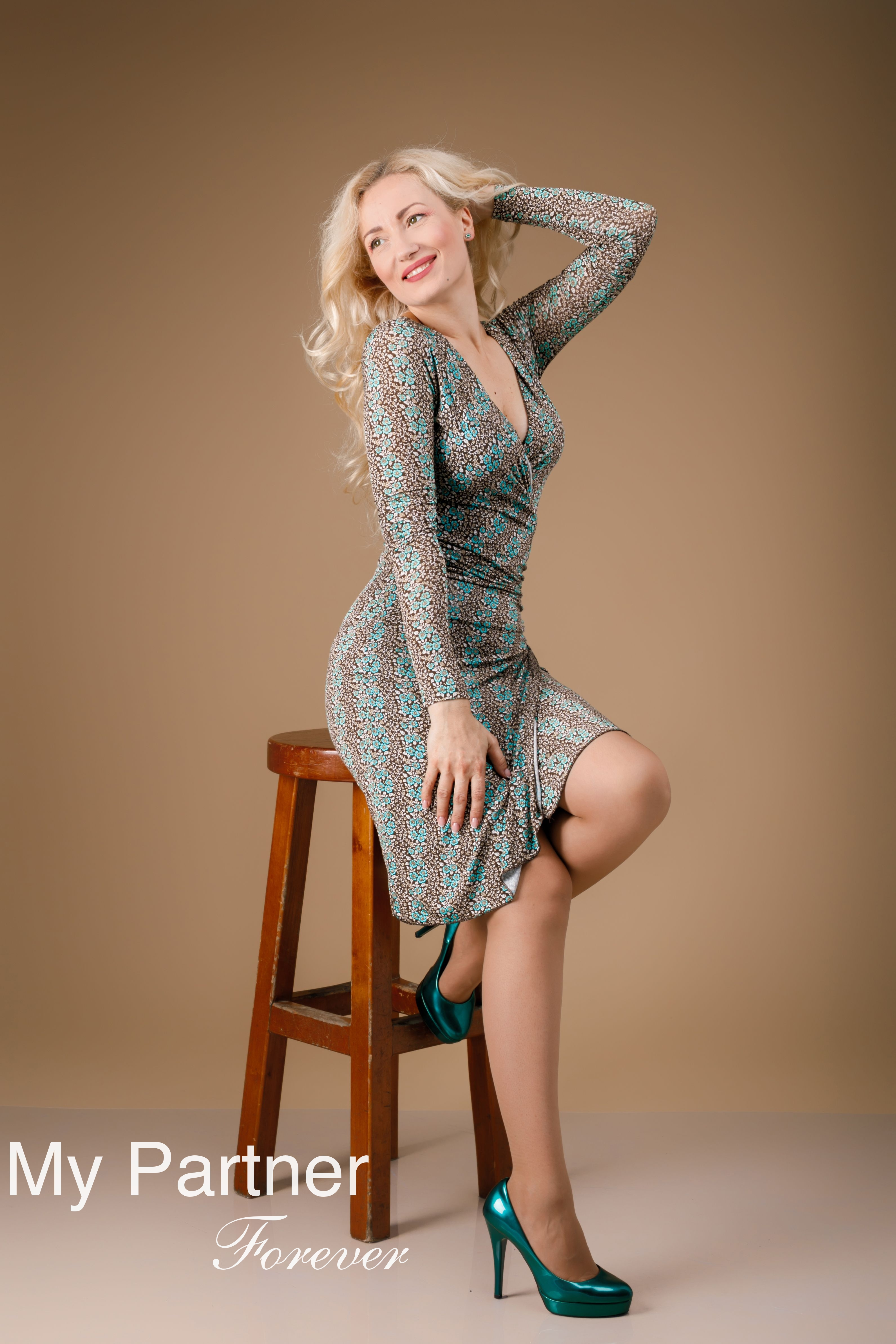 Online Dating with Gorgeous Belarusian Girl Marina from Minsk, Belarus