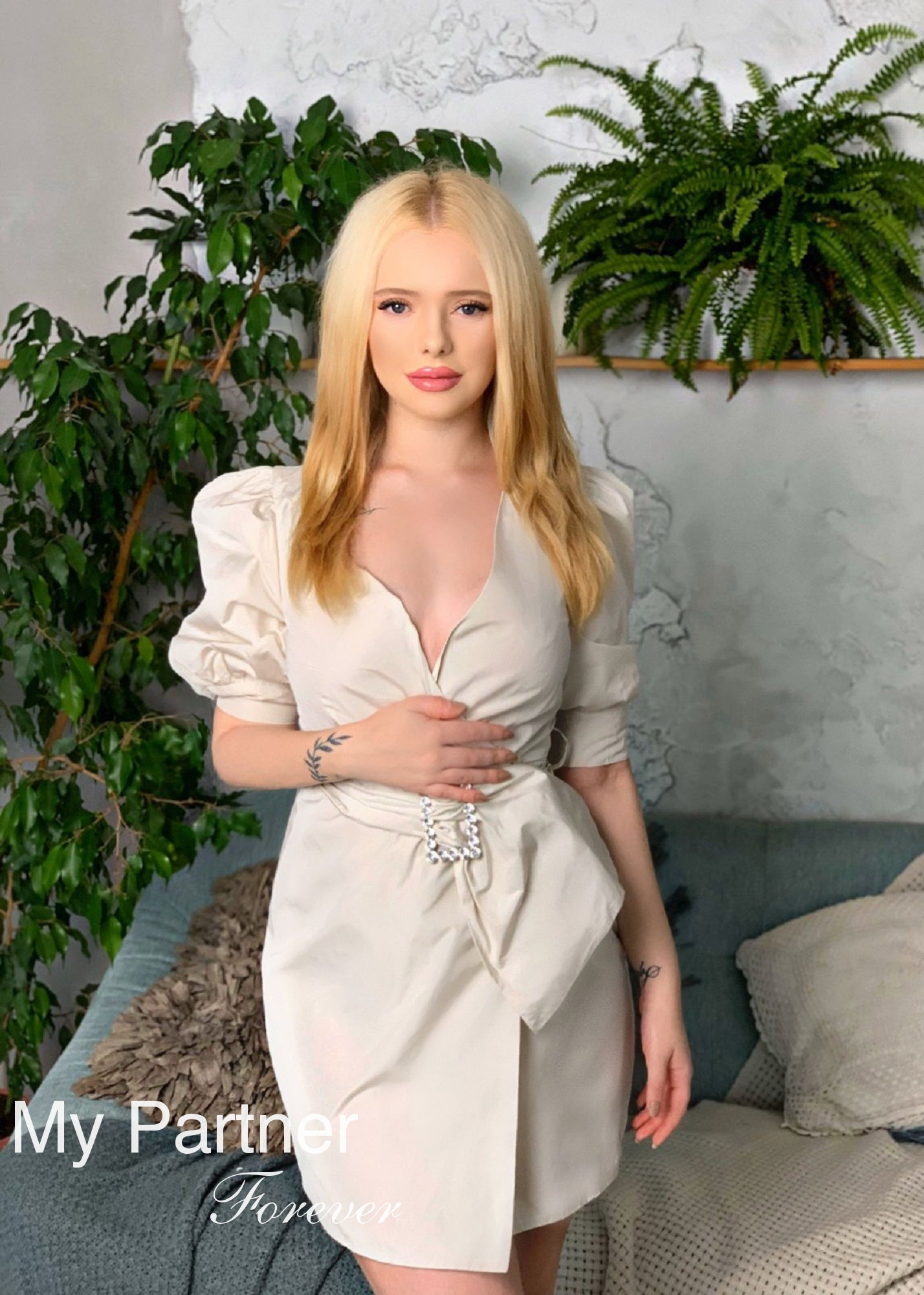 Online Dating with Pretty Ukrainian Woman Sofiya from Kiev, Ukraine