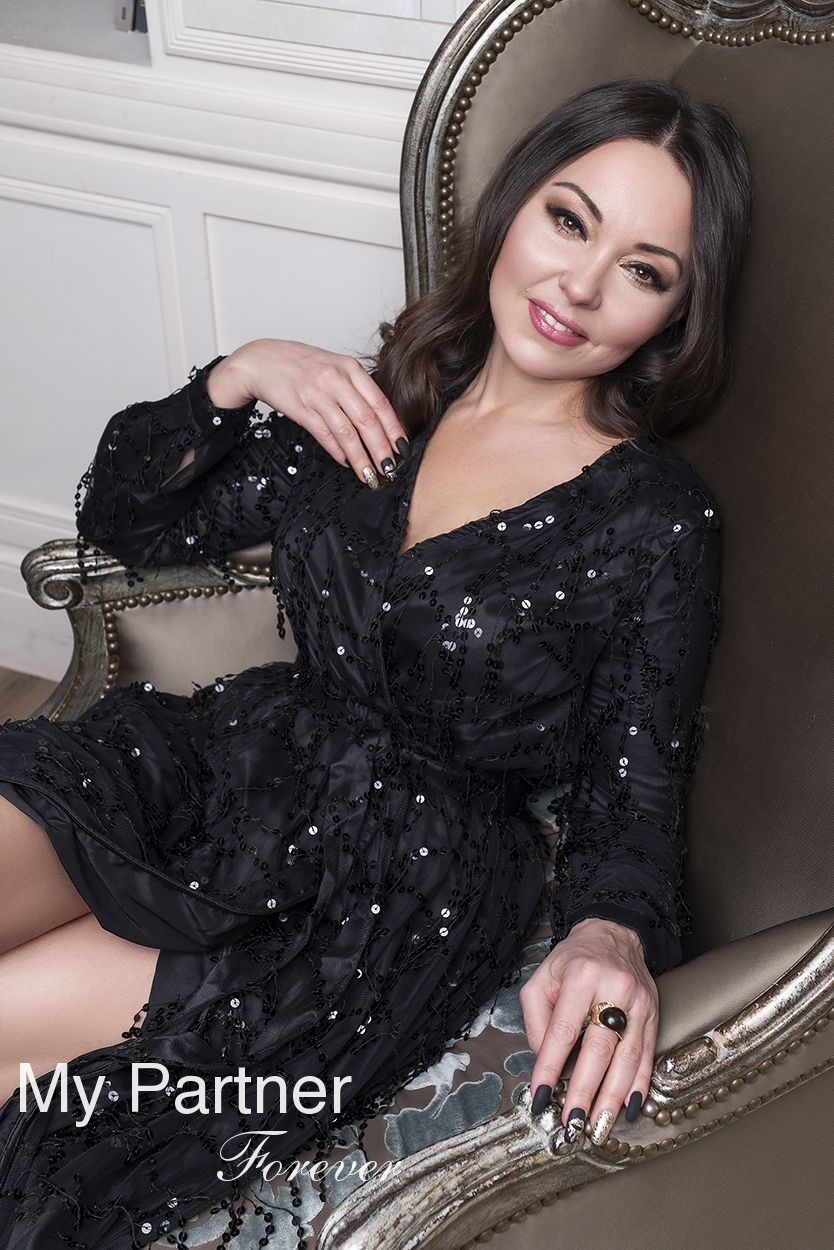 Pretty Bride from Ukraine - Svetlana from Kiev, Ukraine