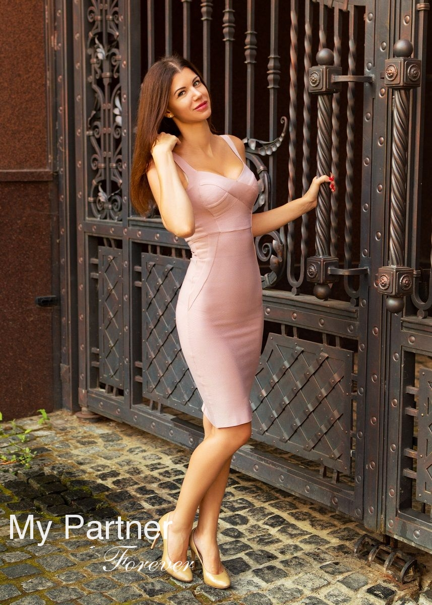 Single Ukrainian Lady Olga from Kiev, Ukraine