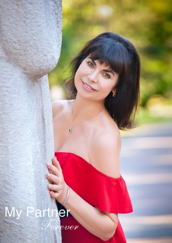 Single Woman from Ukraine - Irina from Zaporozhye, Ukraine