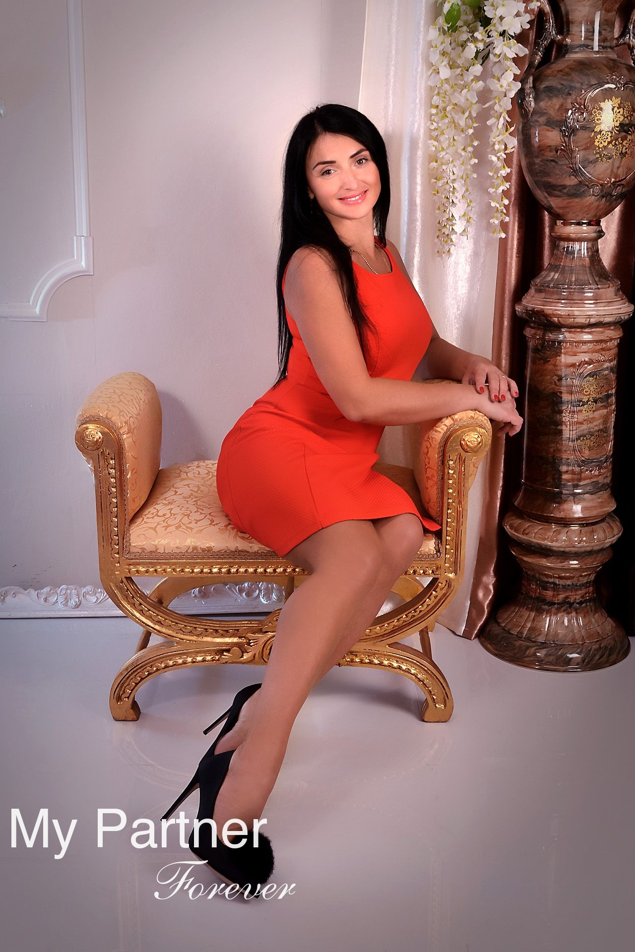 Ukrainian Girl Looking for Marriage - Larisa from Kharkov, Ukraine