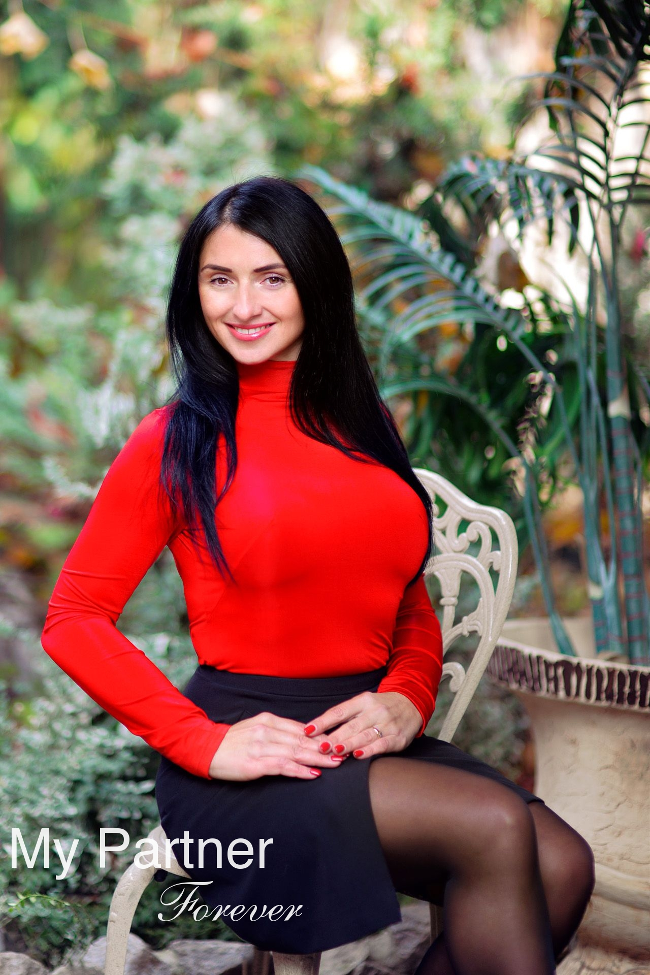 Ukrainian Girl Looking for Men - Larisa from Kharkov, Ukraine
