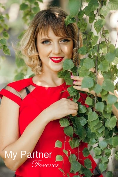 Ukrainian Woman for Marriage - Polina from Zaporozhye, Ukraine
