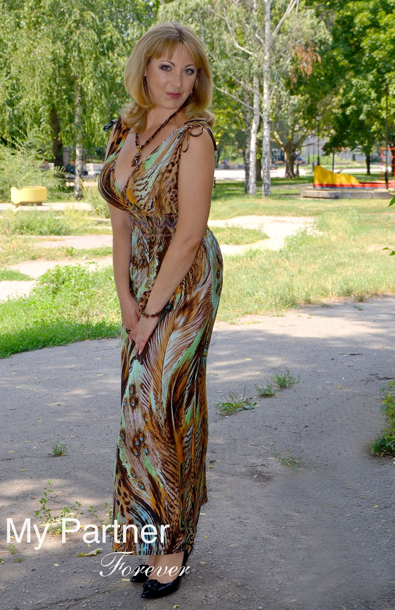 Ukrainian Woman Looking for Men - Yuliya from Zaporozhye, Ukraine