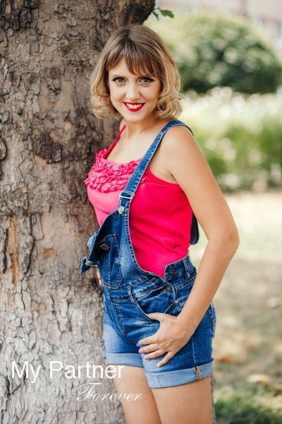 Ukrainian Women Matchmaking - Meet Polina from Zaporozhye, Ukraine