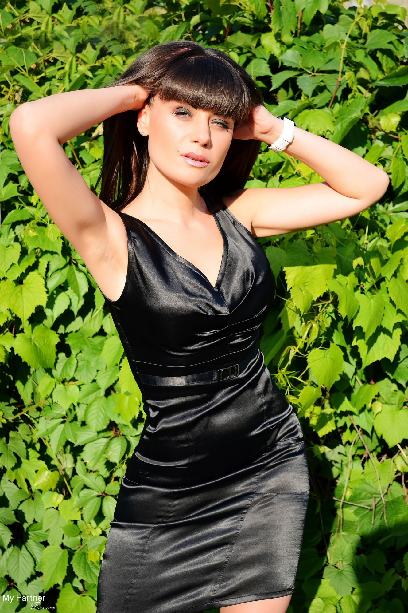 Online Dating with Gorgeous Ukrainian Woman Nataliya from Kharkov, Ukraine