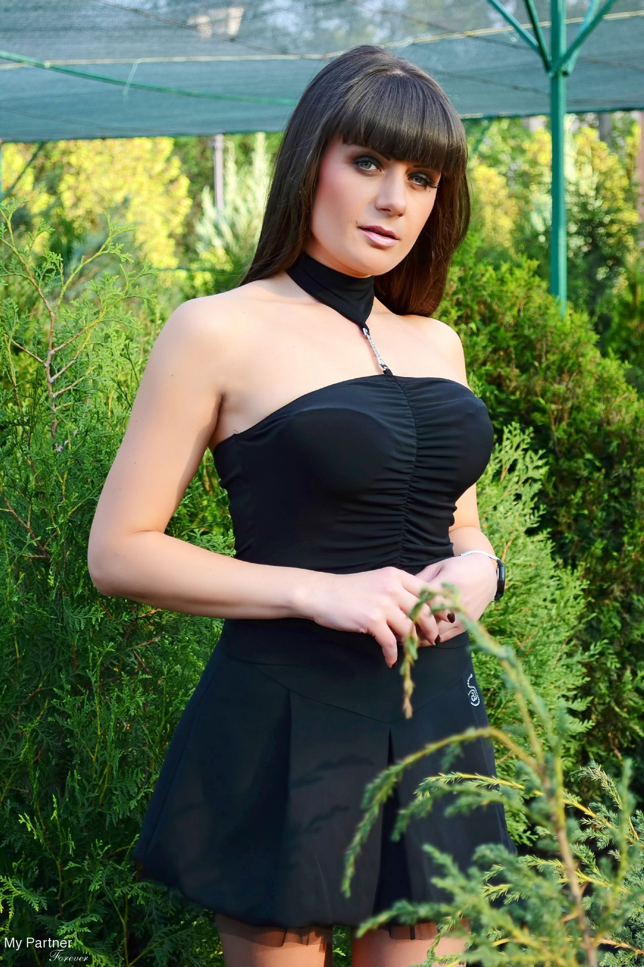Online Dating with Single Ukrainian Woman Nataliya from Kharkov, Ukraine
