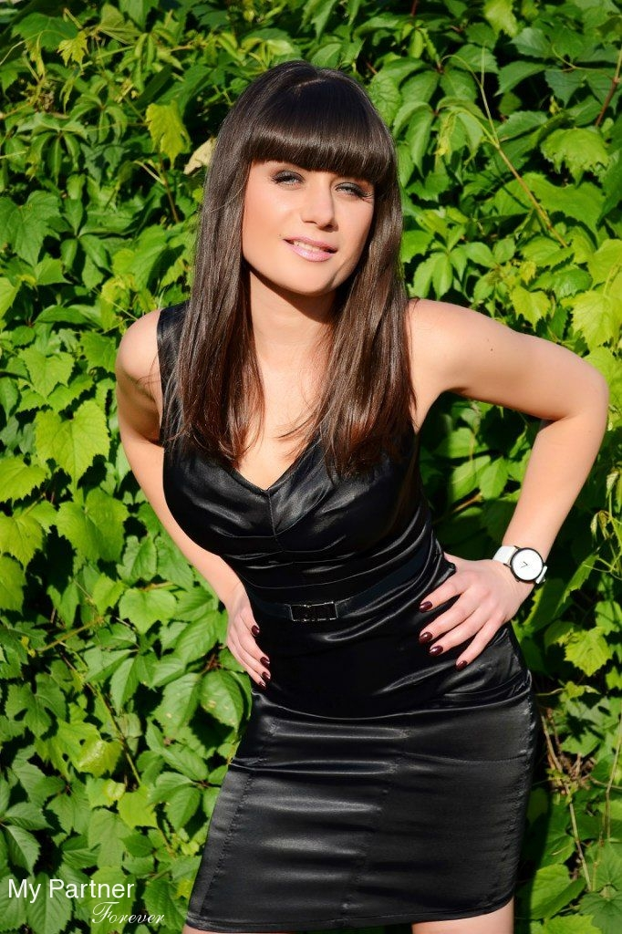 Online Dating with Stunning Ukrainian Woman Nataliya from Kharkov, Ukraine