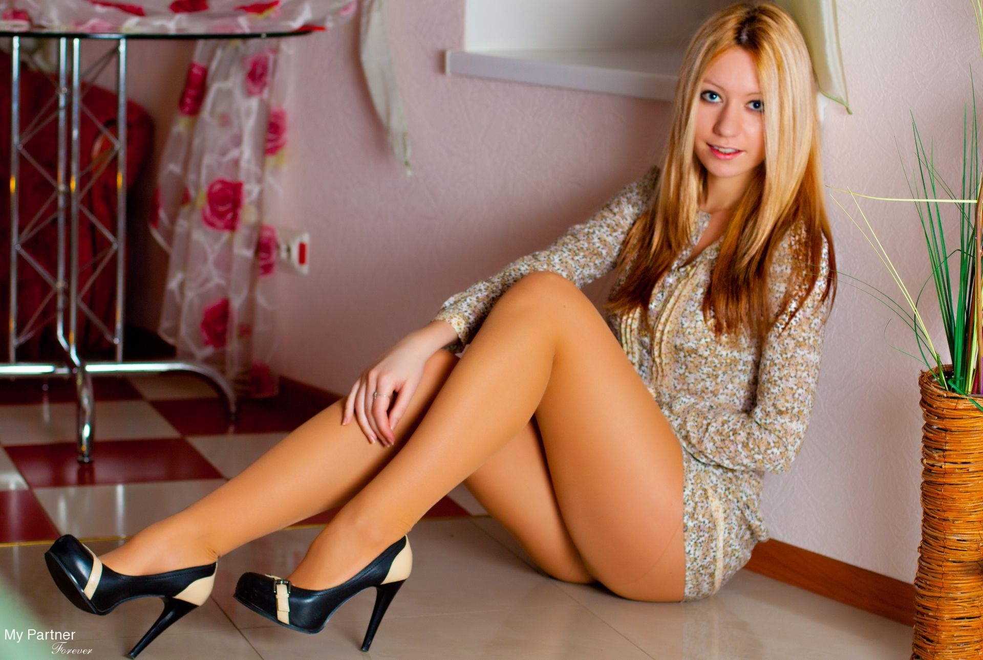 Pretty Ukrainian Girl Darya from Nikolaev, Ukraine