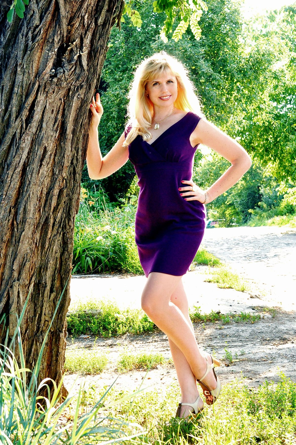 Single Woman from Ukraine - Tatiyana from Kharkov, Ukraine